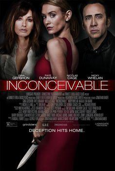 'Inconceivable' Trailer: Nicolas Cage, Gina Gershon Star In Surrogate Psychopath Thriller
