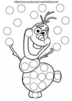 Preschool Christmas, Christmas Art, Preschool Activities, Dot Painting, Painting For Kids, Sudoku, Do A Dot, Kids Class, Winter Crafts For Kids