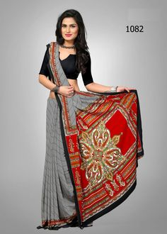 Brilliant Multi and Black Color Printed Saree. Be the party bee with this Saree. This saree will keep you comfortable all day long. This saree is quite comfortable to wear and easy to drape as well. This saree comes with matching unstitch Blouse. #saree, #casualsaree, #printedsaree, #wholesalesuppliers http://www.addsharesale.com/