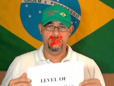 SOS DEMOCRACIA - BRASIL PEDE SOCORRO! BRAZIL ASKS FOR HELP!