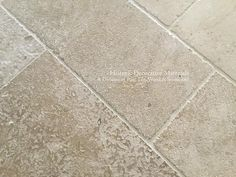 Dalle d'Aquitaine Aged French Limestone Flooring