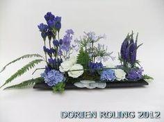 Výsledek obrázku pro parallel flower arrangement videos
