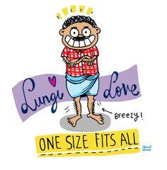 Lungi Love