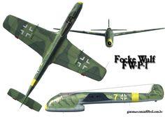 Gino Marcomini's Aircraft Profiles Aircraft Profiles Luft '46