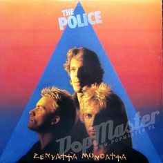 The Police Zenyatta Mondatta AMLH 64831 http://popmaster.pl/