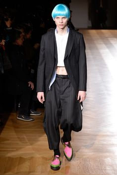 Comme des Garçons Homme Plus Fall 2017 Menswear Collection Photos - Vogue