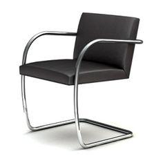 1930 - BRNO Chair - Mies Van der Rohe y Lilly Reich - Alemania
