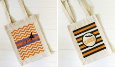 Personalized Halloween Tote Bags $12.99 + FREE Shipping! - TrueCouponing