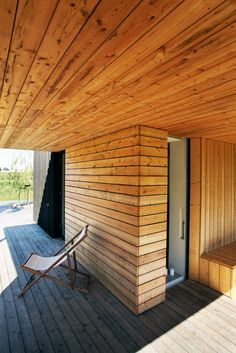 Summer house in Denmark by Jan Henrik Jansen