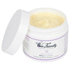 Best Night Cream 100 All Natural 80 Organic Night Cream By BeeFriendly Anti Wrinkle Anti Aging Deep Hydrating Moisturizing Night Time Eye Face Neck Decollete Cream for Men and Women >>> Check this awesome image : Eye Care Best Night Cream, Anti Aging Night Cream, Best Anti Aging, Anti Aging Skin Care, Best Face Products, Makeup Products, Beauty Products, Beauty Regimen, Skin Products