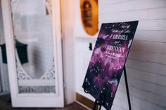Edgy Midnight Winter Romance Written in the Stars|Photographer: Hawkeye Photography