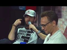 #NerdHQ | July 21-24, 2016 | San Diego New Children's Museum A Conversation For A Cause with Tom Hiddleston at Nerd HQ on Saturday, July 23 benefiting Operat...