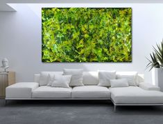 Zatista Abstract Expressionism Art, Abstract Paintings, Home Decor, Greenery, Decoration Home, Room Decor, Abstract Drawings, Home Interior Design, Home Decoration