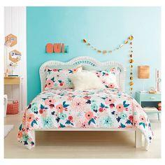 Multi Floral Printed Comforter Set - Multicolor - Xhilaration™