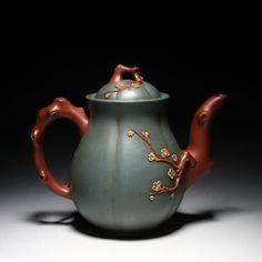 Treasure teapot and collection teapot big zisha by Chinateaware, $435.00
