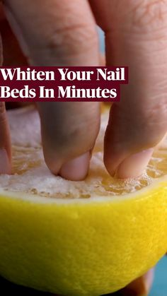 Beauty Tips For Glowing Skin, Health And Beauty Tips, Beauty Care, Diy Beauty, Nail Whitening, Zeina, Girl Life Hacks, Skin Care Remedies, Homemade Skin Care
