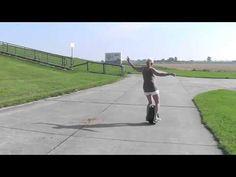 Airwheel - Testtag3 :)