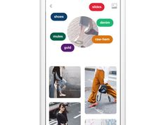In February, Pinterest announced it was rolling out an exciting new feature: Lens.  The new addition to the app lets you use your camera to identify decor, clothing, and food you see in the real world. By pointing your camera at a pair of shoes, for instance, you'll be able to see... #Around, #Cool, #Engine, #Feature, #Pinterest'S, #Search, #Visual, #World How to use Pinterest's cool new feature as a visual search engine for the world around you  http://richcont