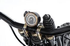 Compteur Motogadget Motoscope Tiny Vintage