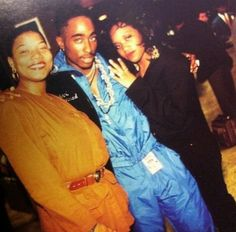 Queen L and 2pac