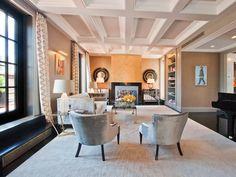 Park Avenue NYC Apartment Interior | park avenue penthouse mansion manhattan new york city (17)