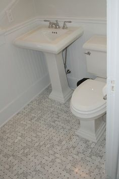 Kohler Memoirs Pedestal Sink And Toilet. This Line Has A Bidet. Toilet Plus  Bidet