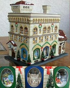 Dept 56 Studio 1200 2nd Ave. NEW Department Dept. 56 Christmas In The City CIC