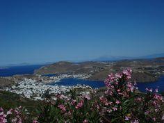 """Spirituel rejse med kursus i """"A Course in Miracles"""" til den hellige ø Patmos i Grækenland 9. - 25. september 2017 """"I Integritet og Tilgivelse"""" - """"Skab det liv, du ønsker dig i Kærlighed"""" - 16 dage med spirituelle oplevelser i særklasse"""