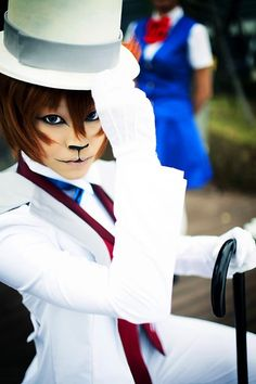 Cat Returns cosplay