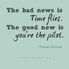 You're the Pilot