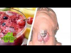 Beba este jugo para perder peso, regular la tiroides y combatir la inflamacion - YouTube