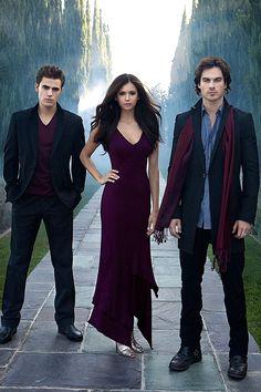 Nina Dobrev ♥ Vampire Diaries
