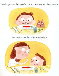 Ilustración de Marta Altés para su obra Soy un artista. www.canallector.com