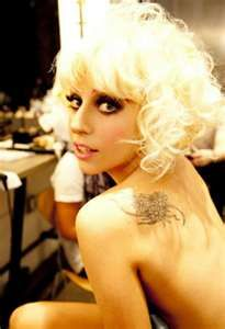 Lady Gaga The Queen