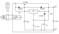A B Fa B Dd Cf F C B on Solar Panels Voltage Regulator Circuit Diagram