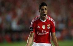 Blog de palma2mex : Raúl Jiménez se entrena en Benfica anota gol ante ...