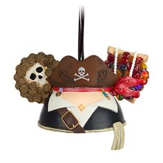 Pirates of the Caribbean Ear Hat Ornament - Yo-Ho-Ho, Item No. 7509055880093P, $22.95