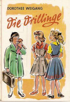 """""""Die Drillinge"""" von Dorothee Weigang"""