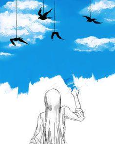 Draw the Sky