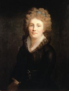 Anton Graff - Lichtenau, Wilhelmine, Gräfin von, geb. Enke, verehel. (Joh.Friedr.) Ritz u. (Franz) von Holbein