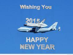 Latest Beautiful Happy New Year 2015 Wallpaper