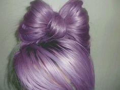 Google Image Result for http://s3.favim.com/orig/46/cute-hair-hair-bow-hairspiration-lavender-hair-Favim.com-426624.jpg