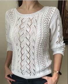 Lace Knitting Patterns, Crochet Doily Patterns, Crochet Wedding Dresses, Mix Match Outfits, Crochet Fashion, Crochet Clothes, Crochet Dish Towels, Knitting Tutorials, White Women's Hoodies