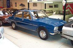 Peugeot 504 GL 1977 - Fantastische Franse klassiekers: Garage de l'Est