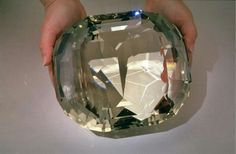 The American Golden Topaz currently holds the record for the largest piece of cut yellow topaz in the world. More importantly, it is one of the largest faceted gems of any kind. It is sized at 22,892 carats (4.5785 kg) and has 172-facets (flat-faced cuts applied to gems, in order to help them reflect light.) The gem was cut from a piece of yellow topaz that was 11.8 kg (26 lb) in size. The original mineral was discovered in the Minas Gerais, Brazil, and cut by Leon Agee over a period of…
