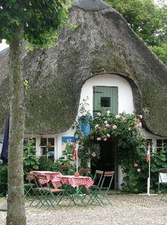 Café. Moegeltoender, Denmark. Photo by Helle Ejstrup.