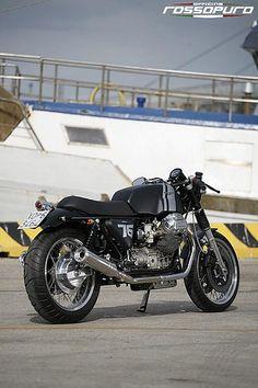 Officine Rossopuro Moto Guzzi 76
