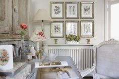 South Shore Decorating Blog: What I Love Wednesday: The MOST Amazing Home of Leopoldina Haynes