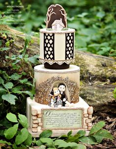 Hansel and Gretel Fairytale Cake | Cake Central Magazine | Volume 4 Issue 10 - October 2013