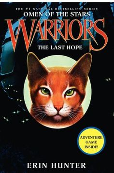 Warriors: Omen of the Stars #6: The Last Hope « Holiday Adds